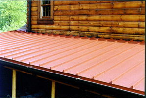 Clicklock Premium metal roof