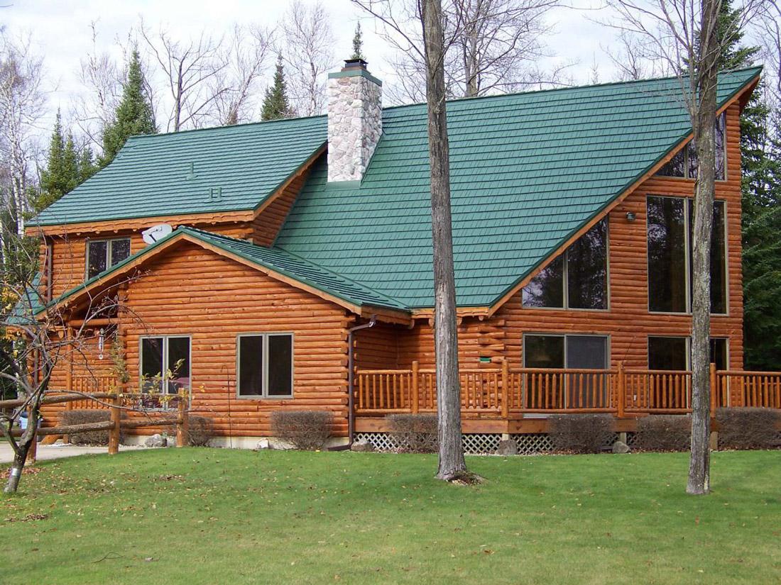 Rustic Shingle cabin