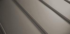 Universal Standing Seam metal roof